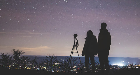 stargazing romantic ideas for valentines day