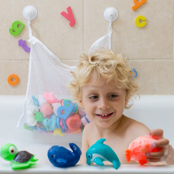 Keep Your Bath Toys Clean and Mold Free