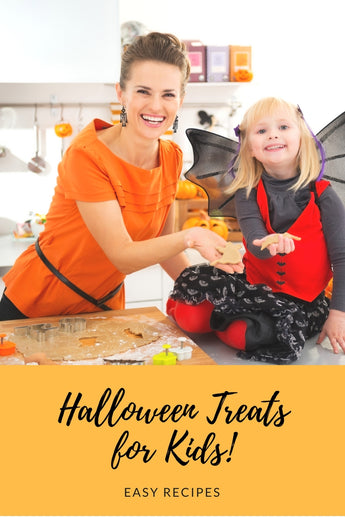 Fun Halloween Treats for Kids