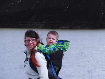 Thinking of Babywearing? Tips and Why You Should Do It!
