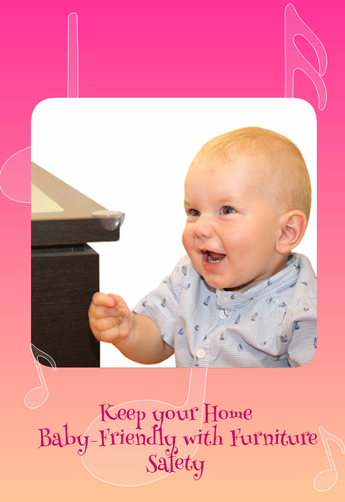 Keep your Home Baby-Friendly with Furniture Safety