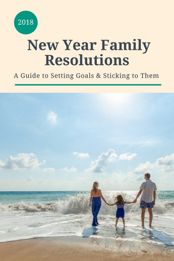 Making New Year Goals as a Family