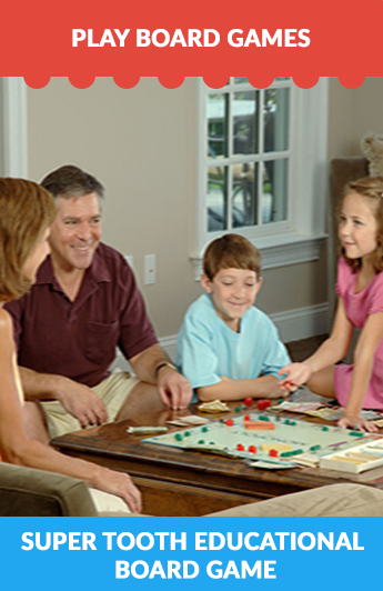 Play board games to give your child an attractive personality. Here's how!