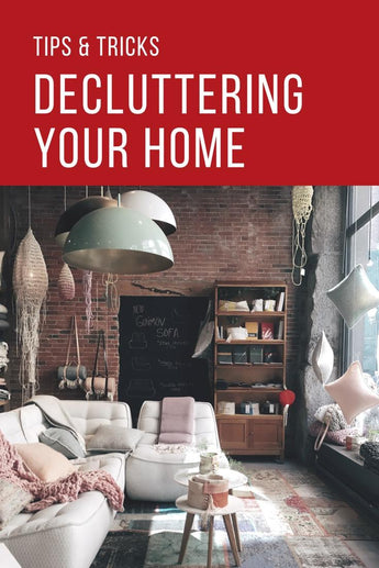 De-Cluttering Your Home for the New Year