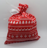 Hand made Christmas bag, Christmas sack