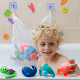 Bath Toy Storage Net for Children's Bath Toys