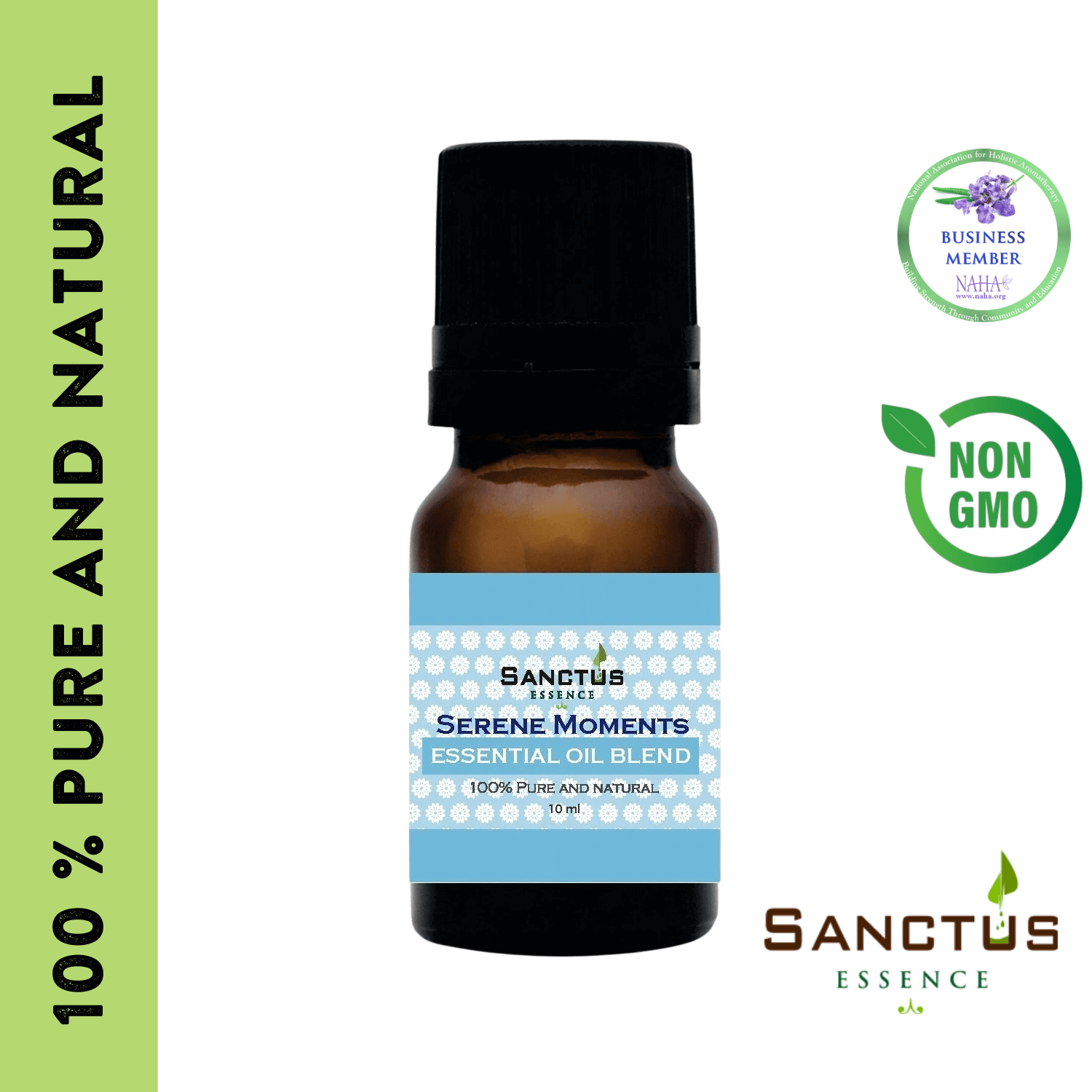 Serene Moments Essential Oil Blend