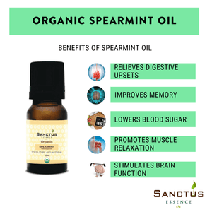 Organic Spearmint Oil
