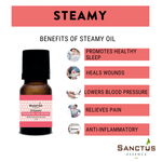 Steamy Essential Oil Blend
