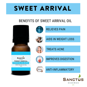 Sweet Arrival Essential Oil Blend