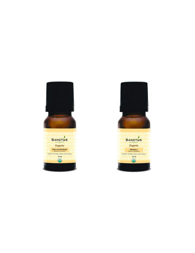 The King Organic Essential Oils Gift Box Set