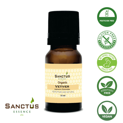 Organic Vetiver Oil