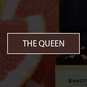The Queen Organic Essential Oils Gift Box Set