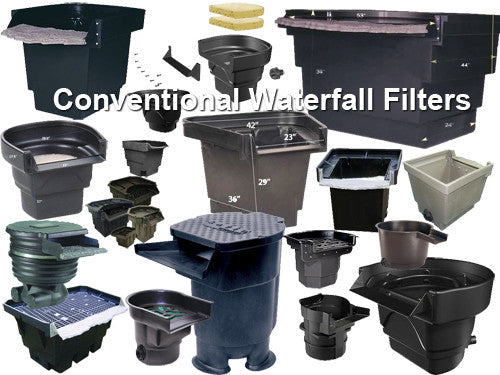 "The TRUTH About ""Annually"" Cleaned Waterfall Filters"