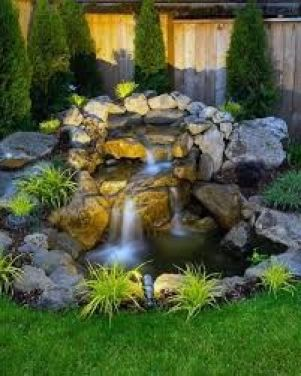 Four Benefits of Using Backyard Waterfall Kits