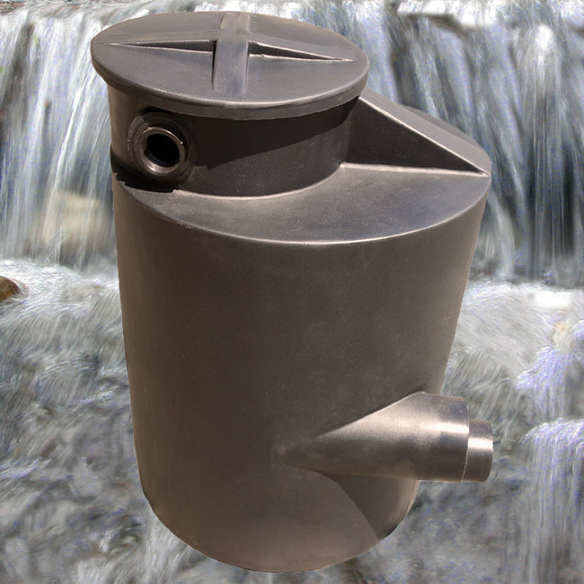 Easy to Install, Versatile Pondless Pump Chamber - Remote Installation Capable - Best Value Pondless Water Storage!