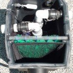 Ultimate pond kits include HydroClean pond skimmers