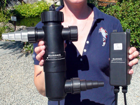 18 Watt UV Clarifier - with weather resistant ballast