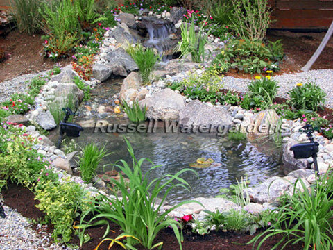 How To Build A Water Garden Pond