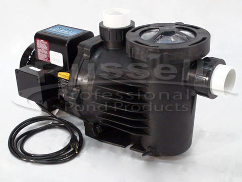 C-6300-2B self priming external pond pump