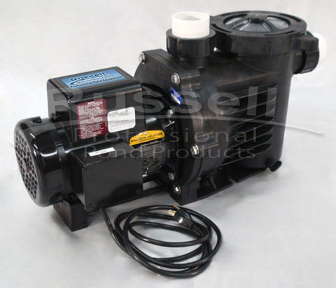 C-7500-2B self priming external pond pump