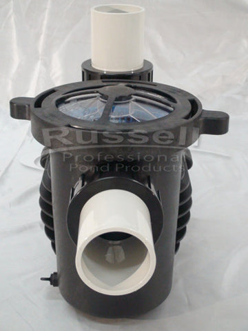 C-9000-3B high flow self priming external pond pump