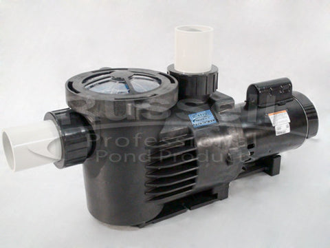C-9000-3B self priming high flow external pond pump