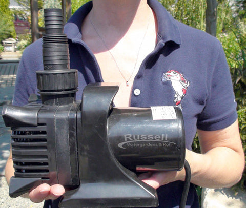 HM-2000 super efficient pond pump