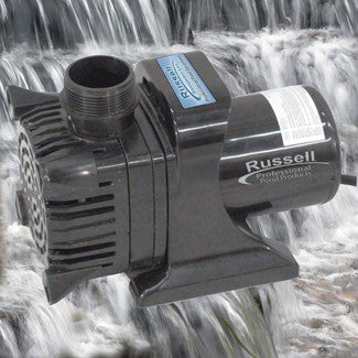 Ahi Series small pondless waterfall kit with HM-2000 magnetic hybrid pumps