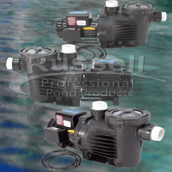 Medium external pond pumps