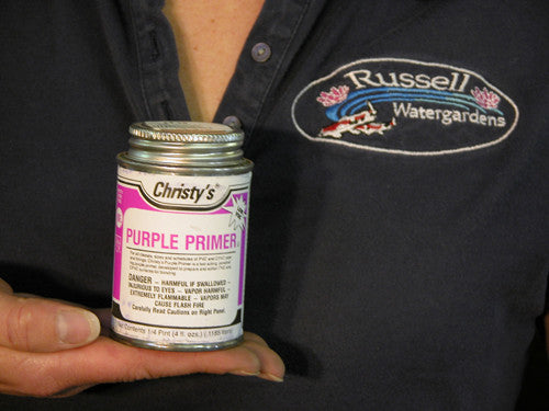 Christy's Purple Primer