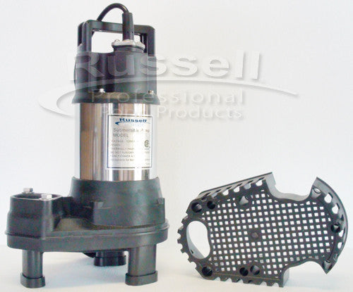 RW-3900 Submersible Pond and Waterfall Pump with Removable FishGuard