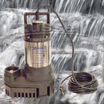 RW-2800 Professional Submersible Pond and Waterfall Pump
