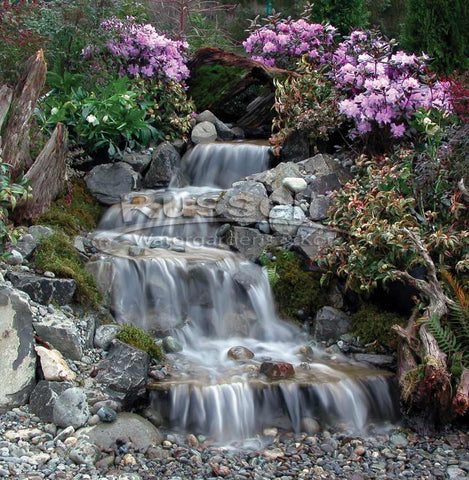 The history of Russell Watergardens & Koi includes building The Original Pondless Waterfall that started the entire pondless revolution.