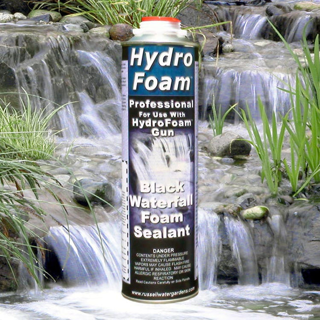 HydroFoam™ Black Waterfall Foam 32 oz.