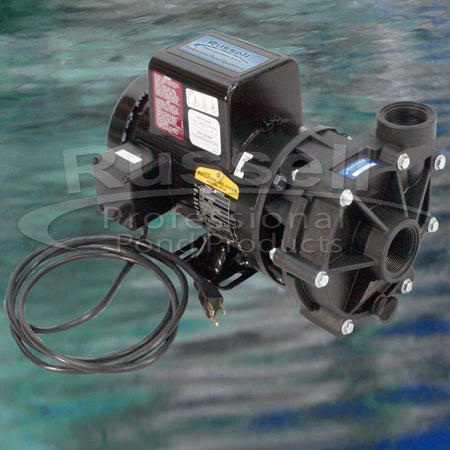 C-2100 external pond pump