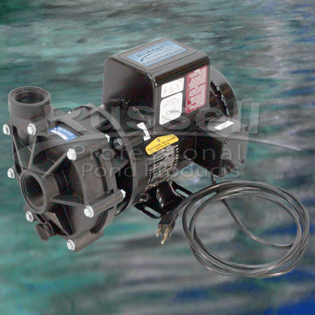 C-4380 external pond pump