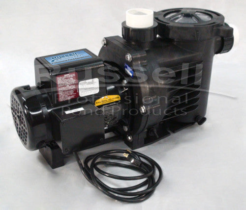 C-5700-2B self priming external pond pump energy efficient