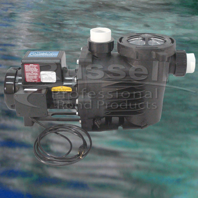 C-4620-B self priming external pond pump