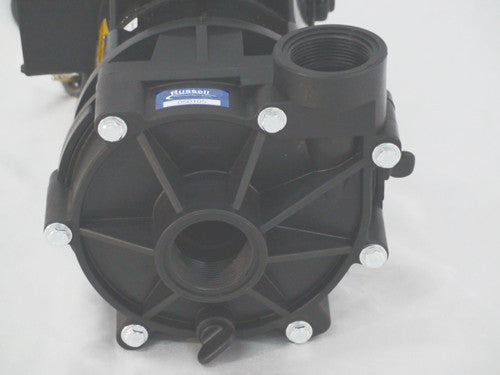 C-4800 external pond pump 1½ inlet and outlet