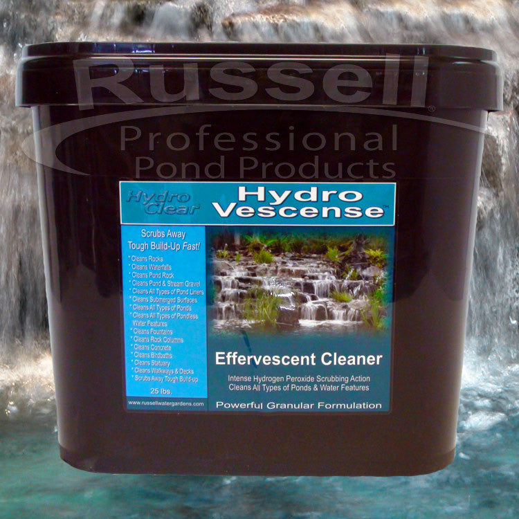 Hydro Vescense™ Pond and Rock Cleaner For All Types of Ponds and Pondless Water Features