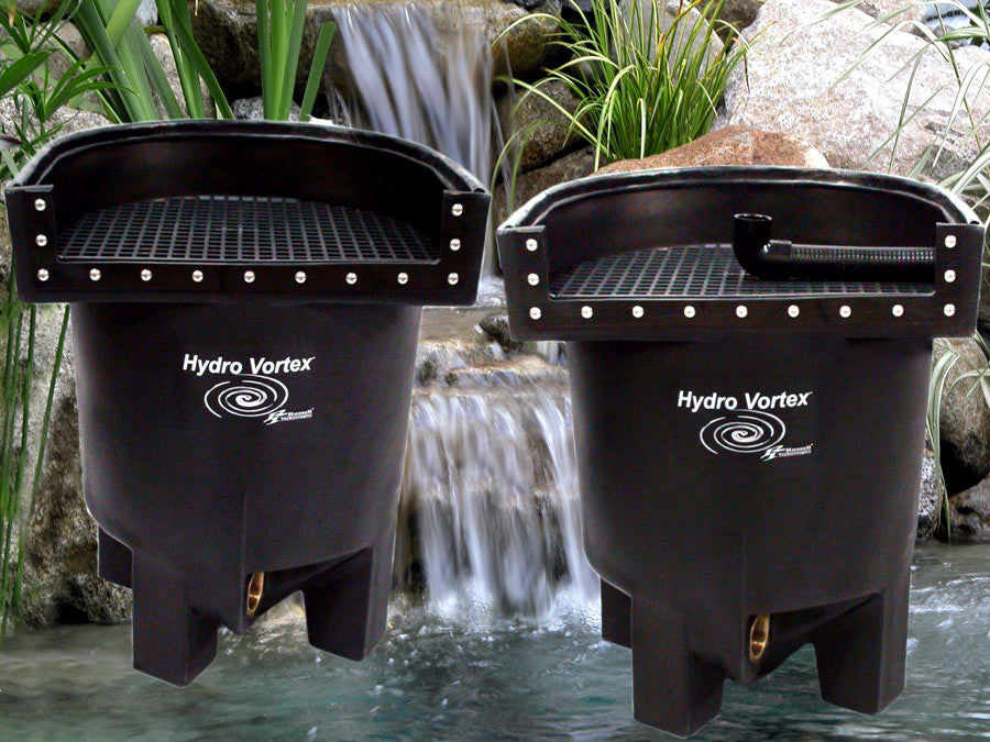 Marlin Hydro Vortex™ easy to clean medium waterfall filters.