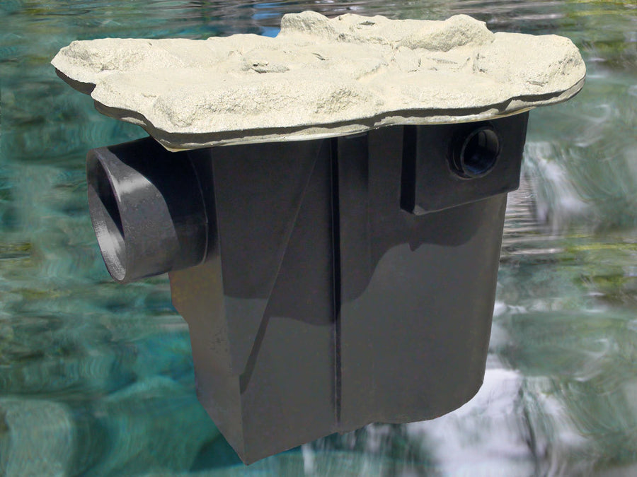 Pelican HydroClean Large Pond Skimmer is Fish Safe and Remote Installation Capable