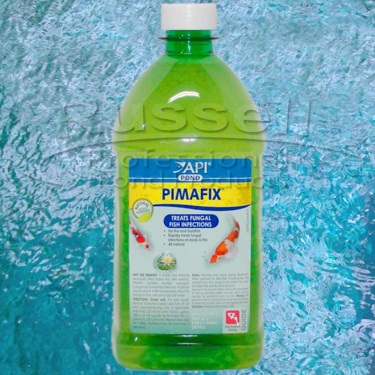 Pimafix Fish Fungal Infection Treatment