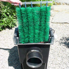 Replacement Filter Brush Rack for Piper HydroClean™ Pond Skimmer