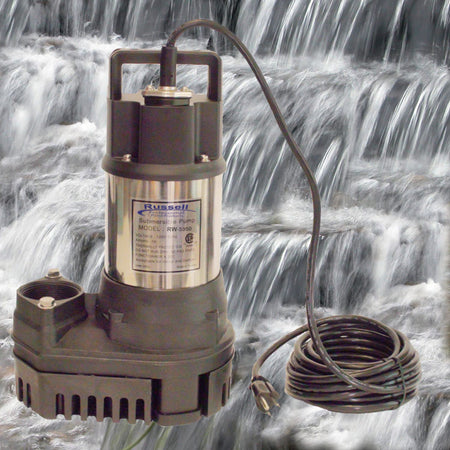 RW-5950 Pond and Waterfall Pump