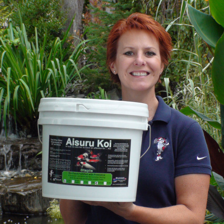 Aisuru Koi™ Staple Koi Food 10.5 lbs.