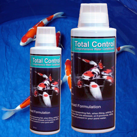 Total Control Dechlorinator and All-in-One Water Conditioner