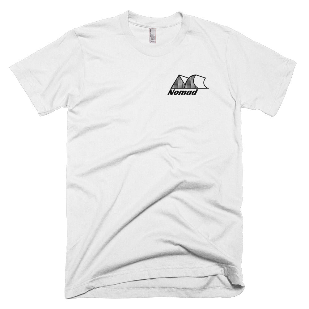 Mountains & Wave Basics Short Sleeve