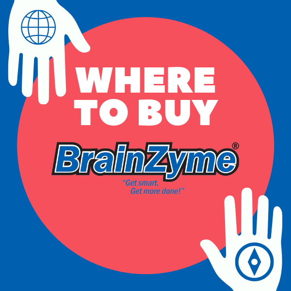 Where to Buy BrainZyme®